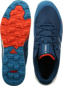 154f0772ea29bb Adidas TERREX TIVID Outdoor Shoes Blue Best Price in India