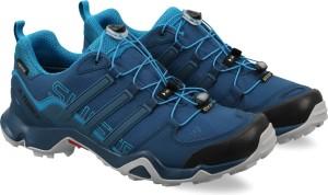 3fb475123c6e0 Adidas TERREX SWIFT R GTX Outdoor Shoes Blue Best Price in India ...