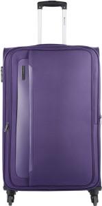 Safari CANNES 4W 59 PURPLE Expandable  Cabin Luggage - 23.22 inch