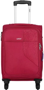 Safari BADGE 4W 65 RED Expandable  Check-in Luggage - 140 inch