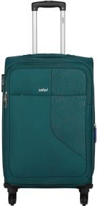 Safari BADGE 4W 55 TEAL Expandable  Cabin Luggage - 120 inch
