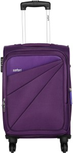 Safari MIMIK 4W 65 PURPLE Expandable  Check-in Luggage - 140 inch