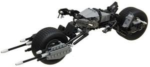 Emob 338 Pcs Super Heroes The Darknight Return Gotham City Bricks Toys Batpod Building Block Set Toy