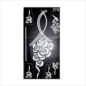 Arr Henna Stencils Black Henna Desigh Best Price In India Arr