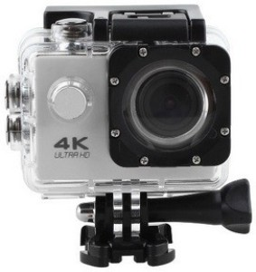 strikers SJ-8000 Ultra HD Action Camera 4K Video Recording 1920x1080p 60fps Go Pro Style Action camera With Wifi 16 Megapixels Sports and Action Camera