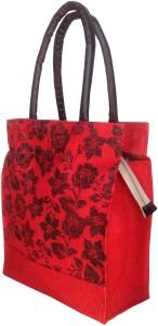 Foonty multipurpose bags/jute Lunch Bag