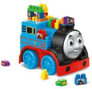 Mega Bloks Thomas Build and Go