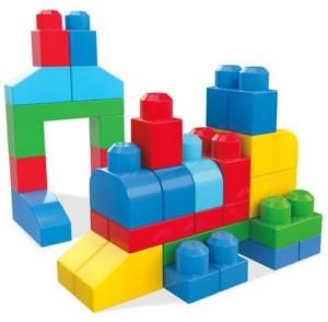 Mega Bloks Let's Buildit