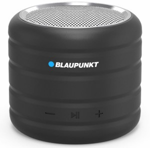 Blaupunkt BT-01 BK Portable Bluetooth Mobile/Tablet Speaker