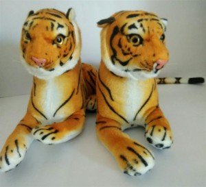 ZICA LION COMBO OF TWO  - 35 cm