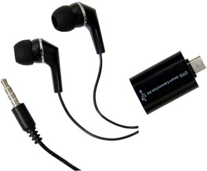MoCell Headphone Accessory Combo for Infinix hot 4 pro