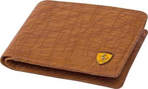 Alton Boys Brown Genuine Leather Wallet