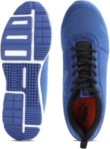 0cc6459d99f Puma Octans IDP Running Shoes Blue Best Price in India