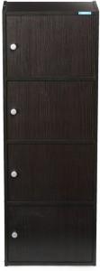 Nilkamal Cary Engineered Wood Free Standing Cabinet