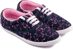 Asian Canvas Shoes
