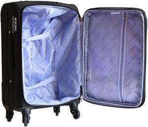 e88577463 Goblin Solitaire 58 Expandable Cabin Luggage 45 42 inch Black Best ...