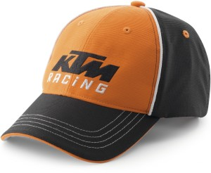 b2c8b9abefb Merchanteshop KTM Cotton Base Ball CaP Orange Black Cap