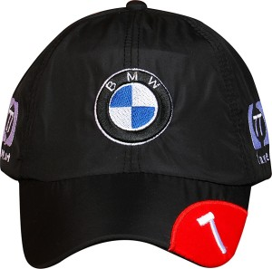 5f5bd384cef Merchanteshop BMW Black Cotton Base Ball Unisex Cap