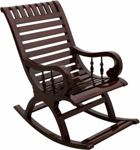 DZYN Furnitures Solid Wood 1 Seater Rocking Chairs ( Finish Color - Brown )  sc 1 st  Compare Buyhatke & Rocking Chairs Price in India | Rocking Chairs Compare Price List ...
