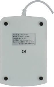 Maya NFC Reader USB Proximity Sensor Smart Card 13 56Mhz RFID Reader- 8/14  UID output for iOS9 2 Windows Android Linux Card ReaderGrey
