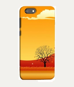 Treecase Back Cover for Micromax Canvas 1