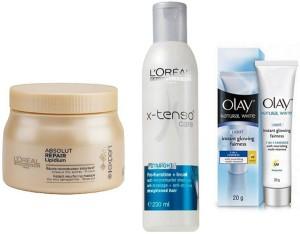 670071acc L'Oreal Professionnel Absolut Repair Lipidium Hair Spa 490g & X-Tenso Care  Straight