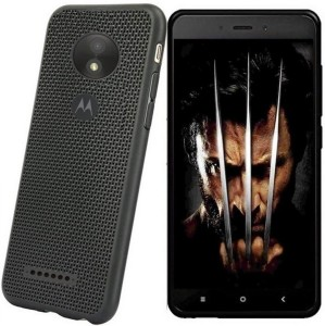 iPaky Back Cover for Moto C