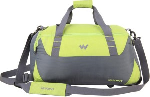4fbe300ce7d9 Wildcraft Truant Travel Duffel Bag Green Best Price in India ...