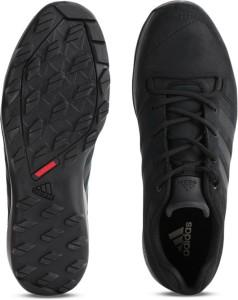 best service b1733 bc3ae Adidas DAROGA PLUS LEA Outdoor ShoesBlack