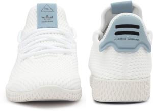 badfe6c14c1c2 Adidas Originals PW TENNIS HU Sneakers White Best Price in India ...