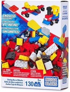 Mega Construx Daring Box of Blocks - Medium