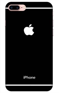 iessential Back Cover for Apple iPhone 7 Plus Multicolor, Plastic