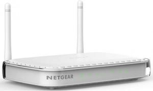 Netgear NETGEAR N300 Router ( White )