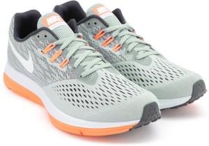 san francisco 63f2d d6a54 Nike ZOOM WINFLO 4 Running ShoesGrey