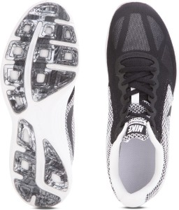 5e5c6f9be42 Nike REVOLUTION 3 Running Shoes Black White Best Price in India ...