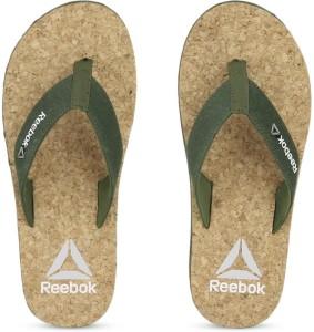 Reebok CORK FLIP Slippers Compare Price