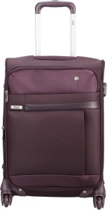V.I.P. Cyprus 4W EXP Strolly 56 Expandable  Cabin Luggage - 22 inch