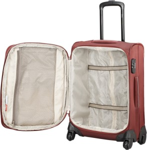 9727b71d0 V I P Axis 4W EXP Strolly 54 Cabin Luggage 22 inch Maroon Best Price ...