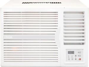 8ddb9f89b3c Onida 1 5 Ton 5 Star Window AC White WA185FLT Copper Condenser Best ...