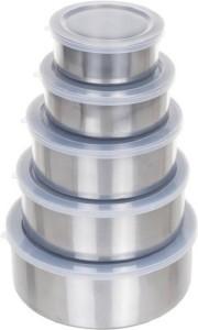 Caryn IMP bowl setof 5 Stainless Steel Bowl Set