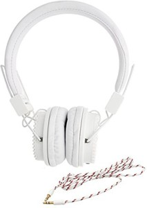 Inext 903 Wired Headphone White, Over the Ear