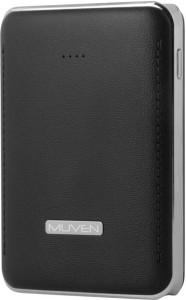 muven LS2-78I PORTABLE CHARGER BLACK LS2-78I PORTABLE CHARGER BLACK 7800 mAh Power Bank