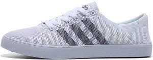 843da099dcf19 Adibon Neo 1 flat by Adi Running Shoes ( White )