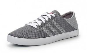 621e05095594e Adibon Neo 1 flat by Adi Running Shoes ( Grey )