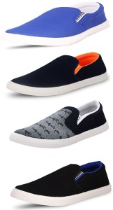 SCATCHITE Casuals, Mocassin, Loafers, Canvas Shoes, Slip On Sneakers, Sneakers, Outdoors