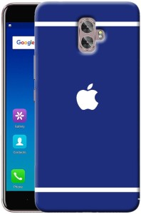 sports shoes 52ad6 7b714 Snazzy Back Cover for Gionee A1 PlusMulticolor, Silicon