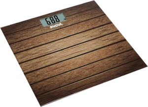 Nova BGS-1259 Ultra Slim Electronic Personal Weighing Scale