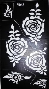 Arr Henna Stencils Arr Henna Stencil Sticker Henna Design Best Price
