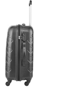 Safari Mosaic Check In Luggage 26 Inch Black Best Price In