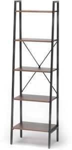 Urban Ladder Wallace Bookshelf Engineered Wood Open Book Shelf